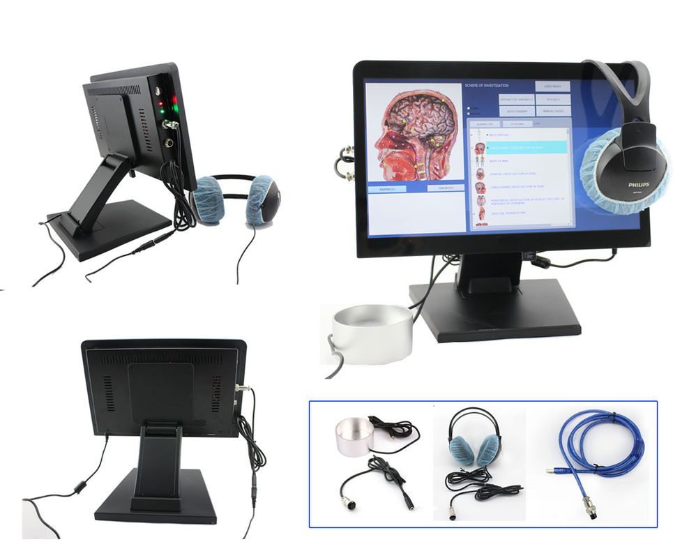 Multilanguage Bio Resonance Body Health Analyzer With Superior Version